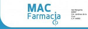 Etiquetas MAC Farmacia